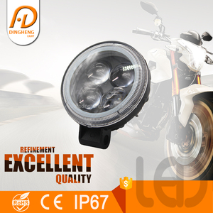 12w excellent upgrade version driving led rechargable work light