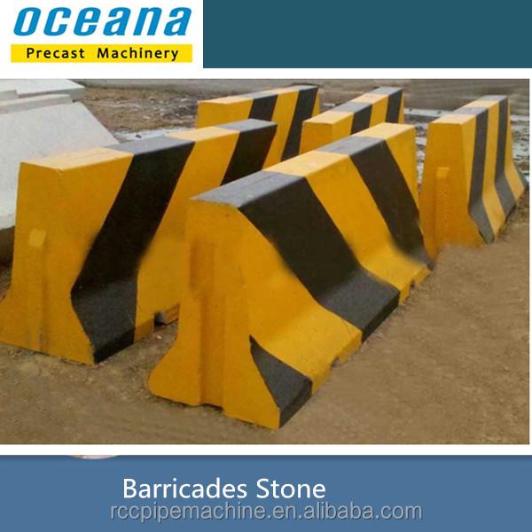 Concrete barrier supplier in dubai