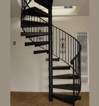 Hierro fundido escalera espiral de di metro 1 m 1 3 m 1 5 - Escalera en espiral ...