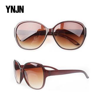 0b5b9f7ad333 Bulk buy from china YNJN plastic big frame women kiss sunglasses wholesale