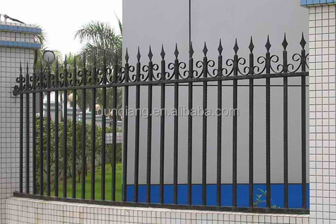 Modern Garden Fence And Gates Steel Fence Gates Grill