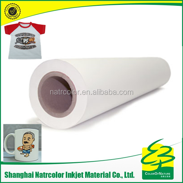 80gsm Sublimation Inkjet Heat Transfer Paper