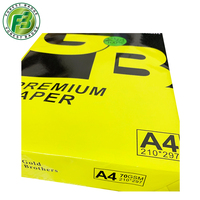wholesale cheap papel a4 indonesia office copypaper a4 size copy paper one 70 gsm 500 sheets