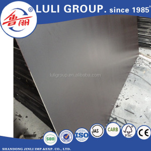 12mm 18mm Phenolic film faced plywood from LULI GROUP since 1985