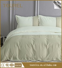 popular Use Hotel bed sheet, cheap hotel bed linen, 5 star hotel bed sheet luxury design
