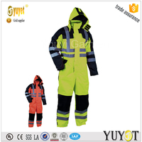 High Quality Acid and Alkali Resistant Coverall for Chemistry