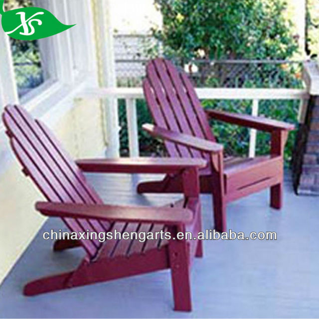 Wooden Adirondack Chair Antique Folding Beach Chair