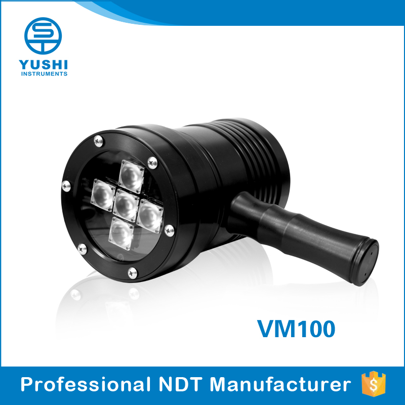 UV LED NDT Inspection Lightings leak detector lamp