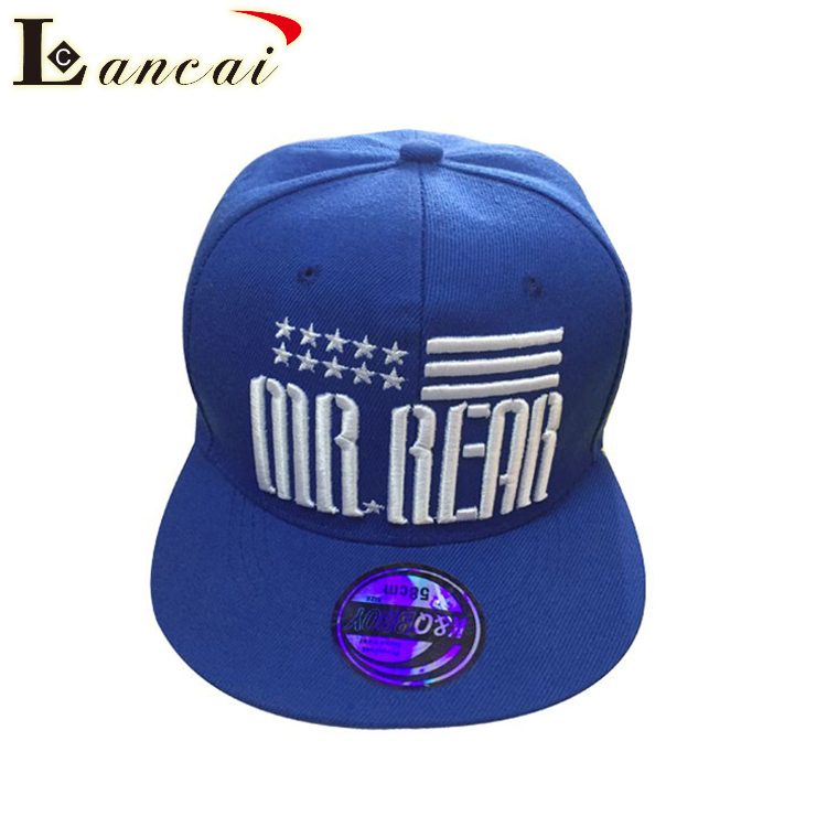 Promotional wholesale customize acrylic snapback sport baseball <strong>hat</strong> and cap with 3d embroidery without logo