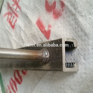 China is good at quality steel of hengnuo stainless steel halfen-style channel 40*25 cold rolled hot rolled