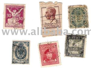Worldwide Collection of Old and Rare Stamps