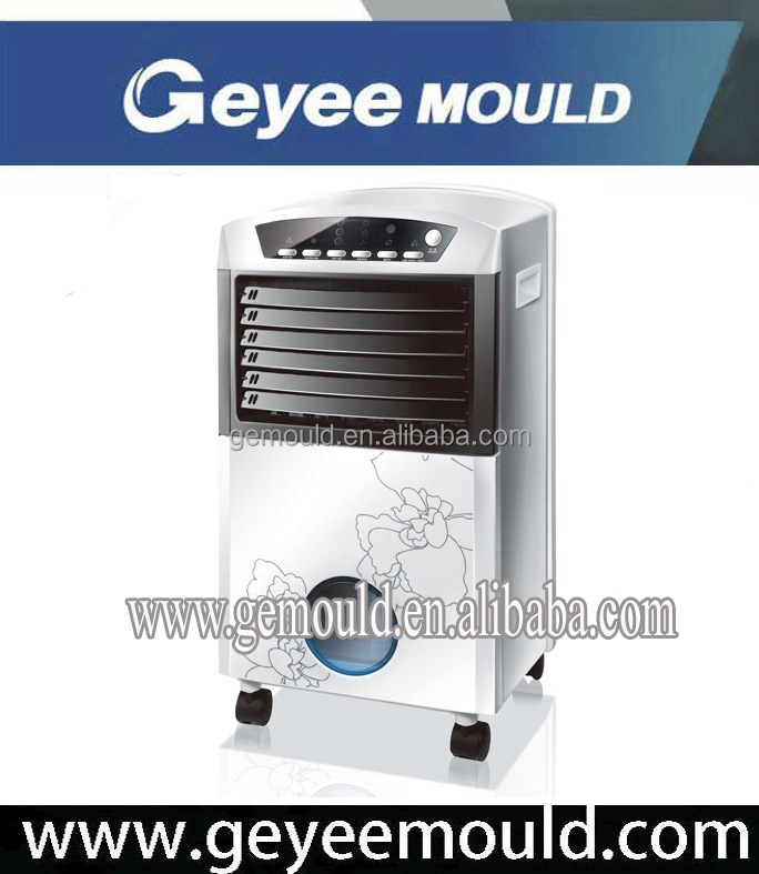 Air Cooler Fan Plastic Injection Mould Household Appliance plastic injection mould