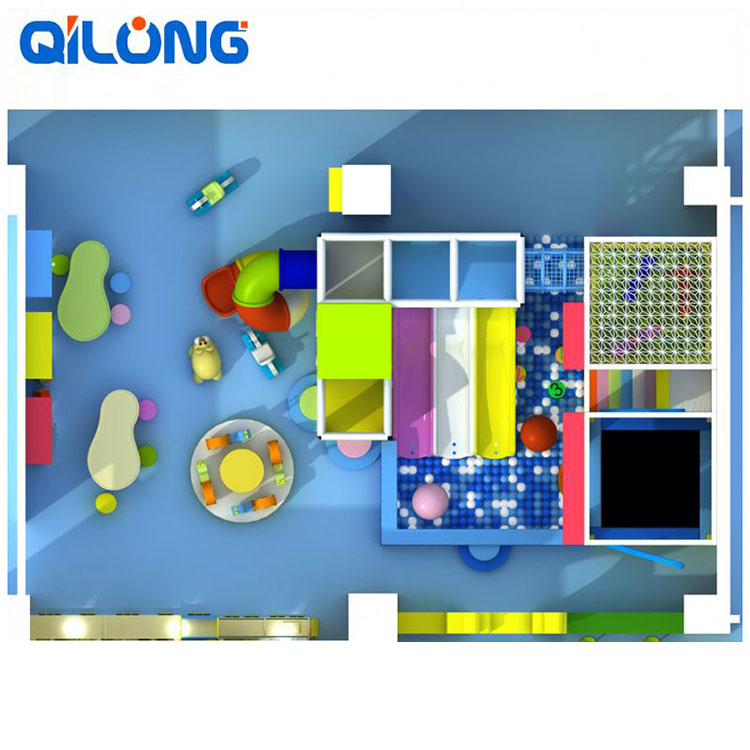 Big Children Indoor Playground /soft play/game room/kids toys/slides/plastic ball pool
