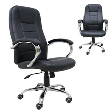 HE-2060A Foshan hoge kwaliteit modern design boss ergonomische 200 kg swivel leather home office executive stoel