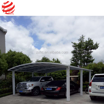 Folding Metal Car Parking Tent Shade Double Car Canopy Buy