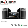 Compact CD Player Stereo Home Music System with AM FM Tuner can connect USB SD MMC BLUETOOTH