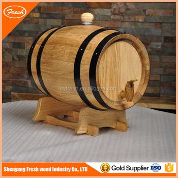 10l wooden whiskey barrels for sale
