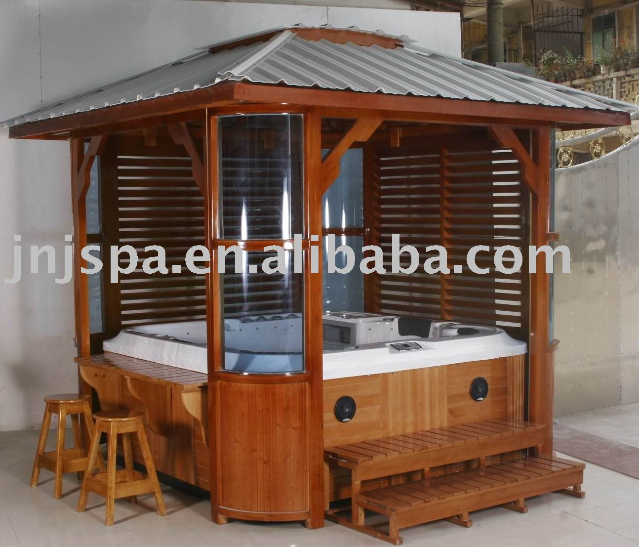 Whirlpool Spa Gazebo - Buy Whirlpool Spa Gazebo,Garden Gazebo ...