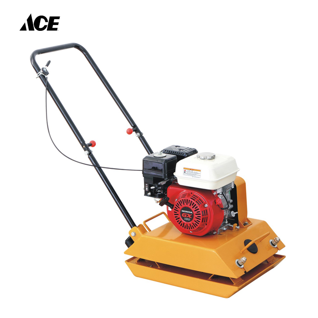 C90  Gasoline engine Portable soil small plate compactor