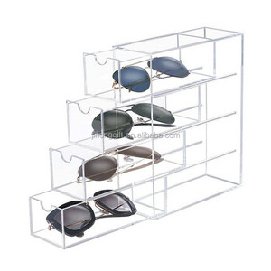 12780bd724ed Acrylic Sunglasses Display Drawers Wholesale