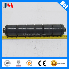Transporting industrial used Electrostatic Spraying Painting roller, PE nylon roller for belt conveyor system in machinery