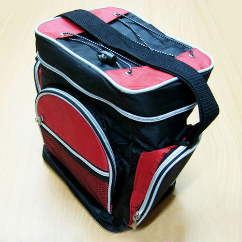 2013 Shenzhen Durable Insulated Lunch Cooler Bag with Shoulder Strap