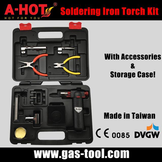Torch Kit Gas Soldering Iron