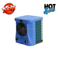 Hotsplash new for 2016 2.5kw smallest heat pump water heater portable