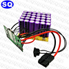 36V fast charging LTO battery pack 18650 for electric bike