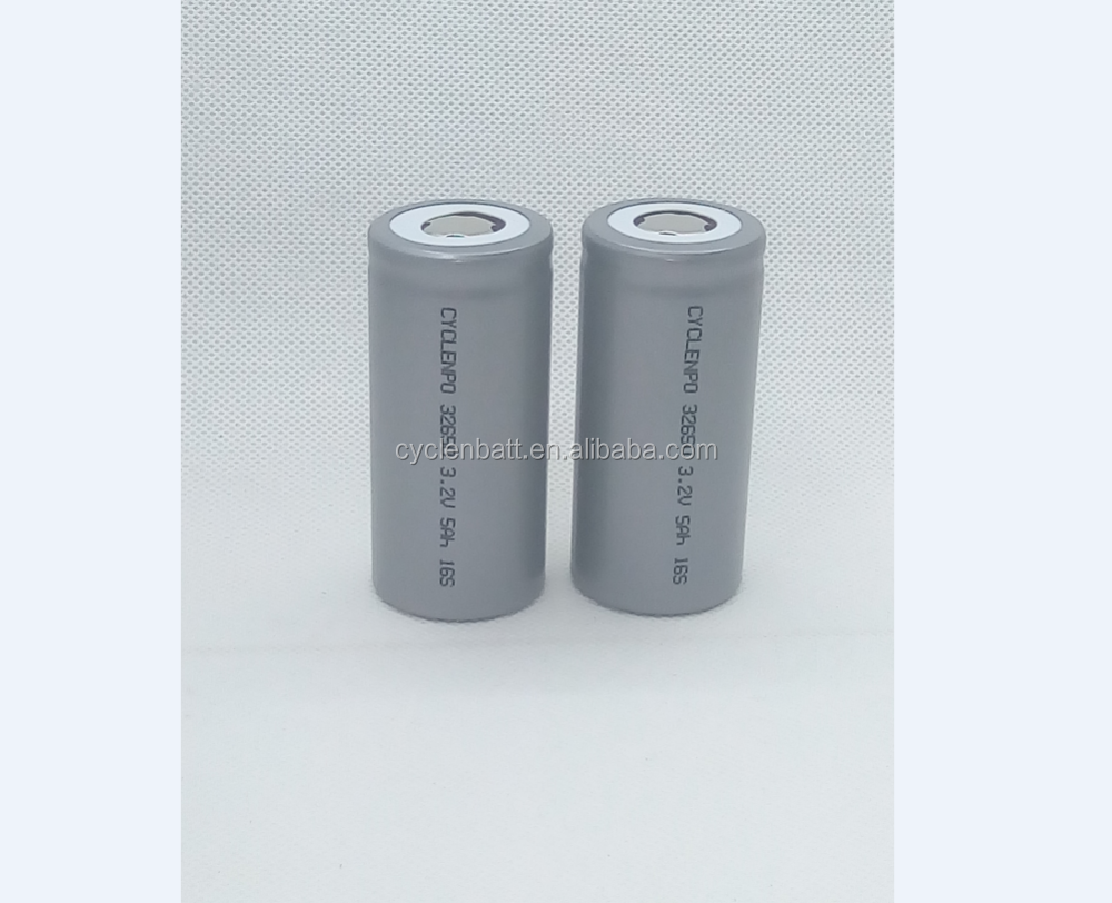 Factory price lifepo4 5AH 3.2v IFR32650 rechargeable <strong>battery</strong> for Vehicle