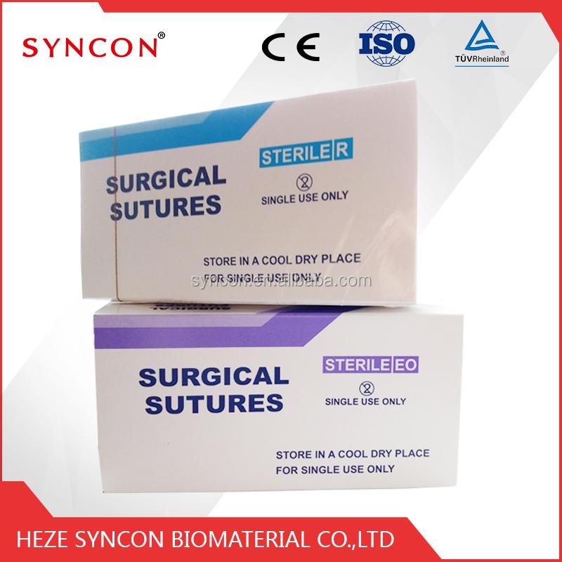 Material Through The Certification Pga Suture Various Models Custom