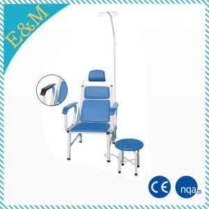 Hospital patient injection sleep medical iv infusion chair bed for infusion