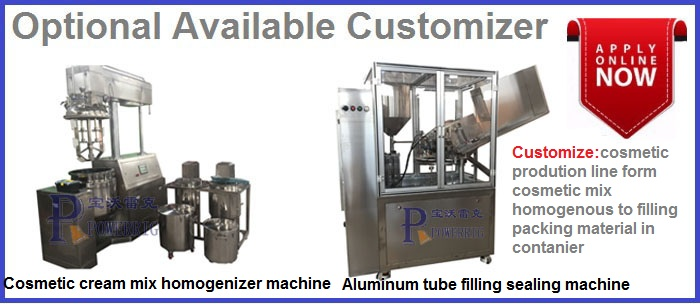 Tube silicone sealant cartridge filling machine