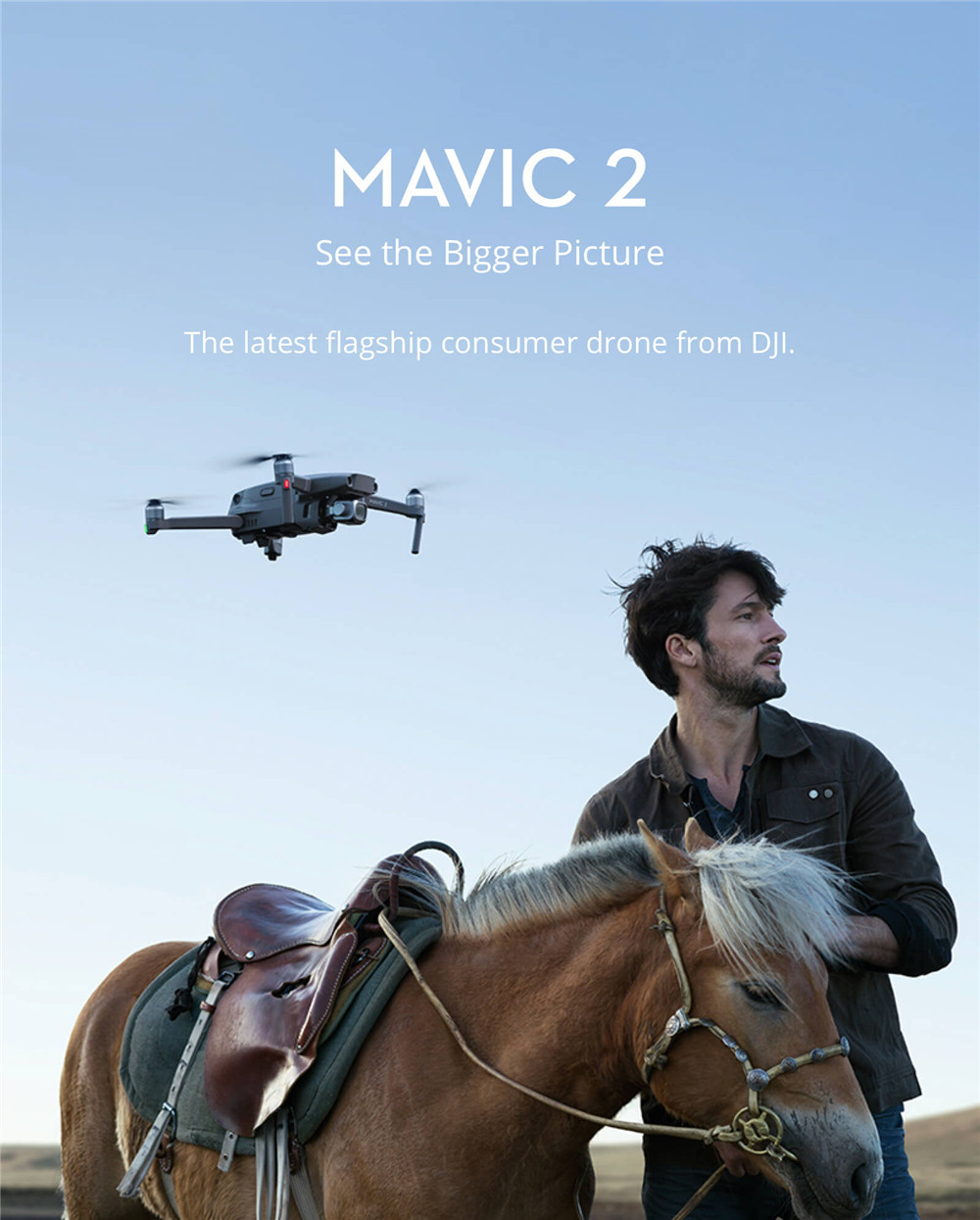 Mavic 2 pro drone in stock now