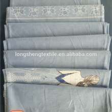 Fashion designed 100% cotton fabric for bed sheets