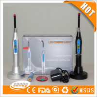 High Quality CE approved powerful Led curing light ,dental light cure composite