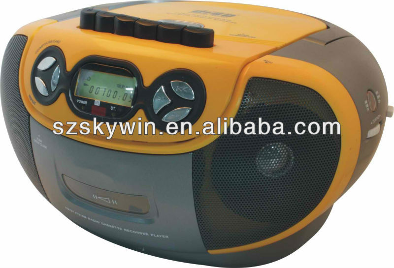 Hot Selling Portable Boombox DVD Player