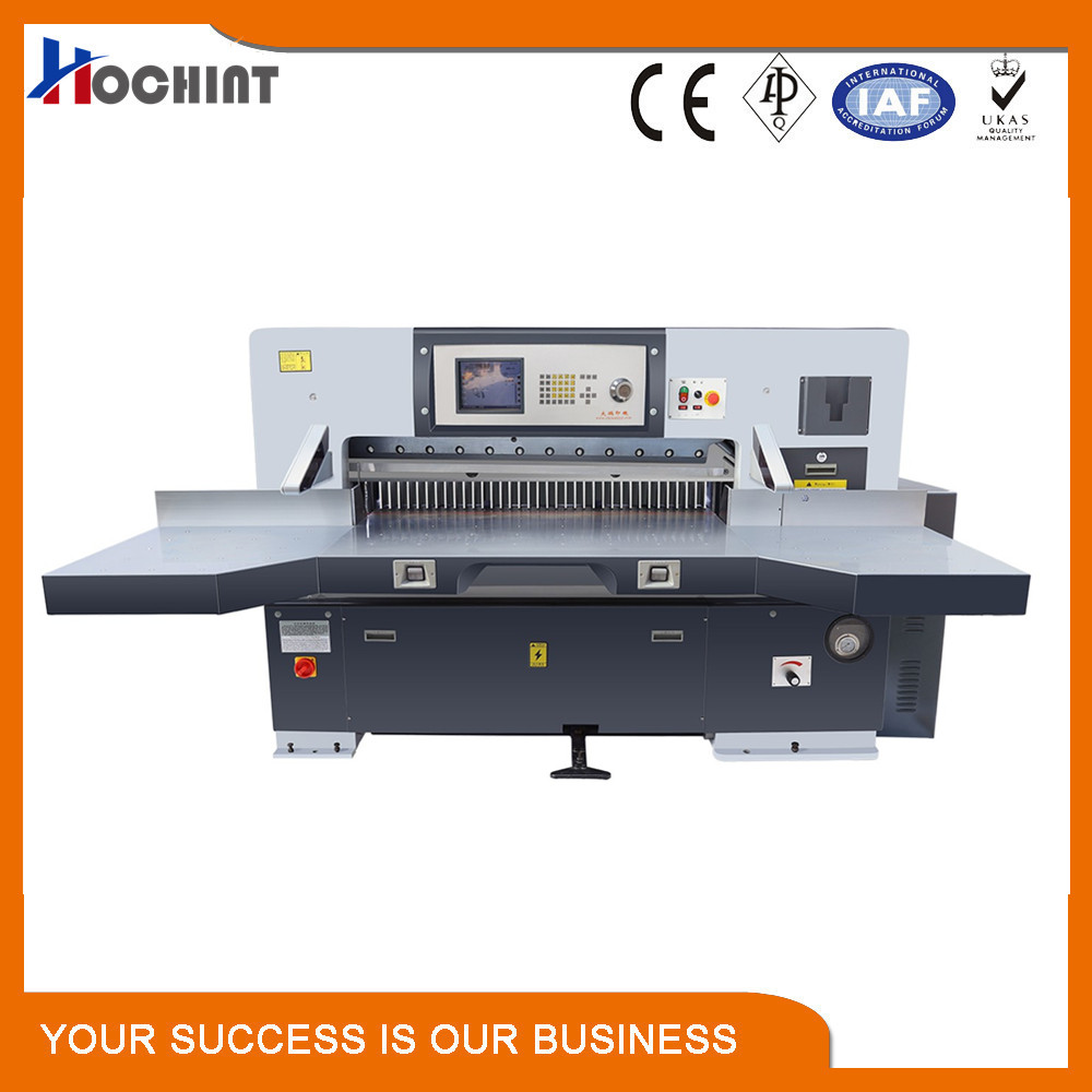 QZYW-1150-1300-1370-920 Microcomputer hydraulic guillotine machine