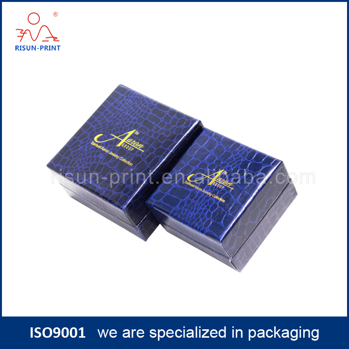 Engagement paper cosmetic packaging boxes custom paper with high quality