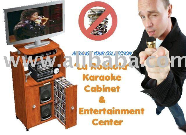 Karaoke Cabinet   Bar Cabinet