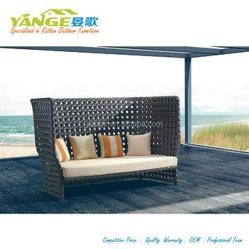 Moderne Wasserdichte Pe Rattan Gartenmöbel Entspannen Sofa Für Cabana Buy Moderne Wasserdichte Outdoor Möbel Für Cabanaheißer Verkauf Bequeme
