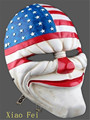 Online PAYDAY 2 Dallas Mask Heist Joker Costume Props Collection Cosplay Mask Christmas Child Gift