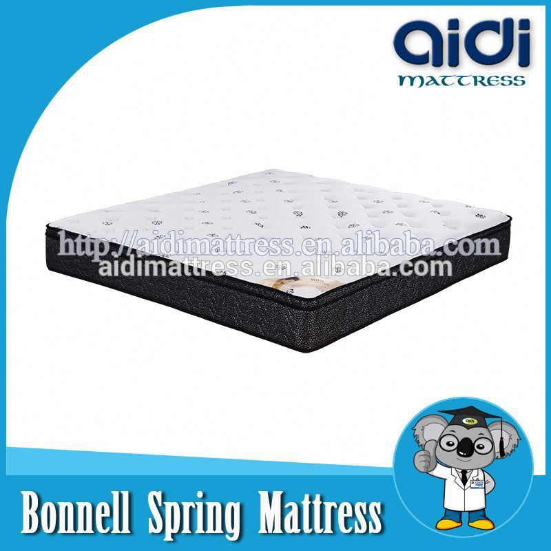 Bali Indonesia Furniture Popular Bonnell Spring Cheap Soft Foam Mattress AC-1304