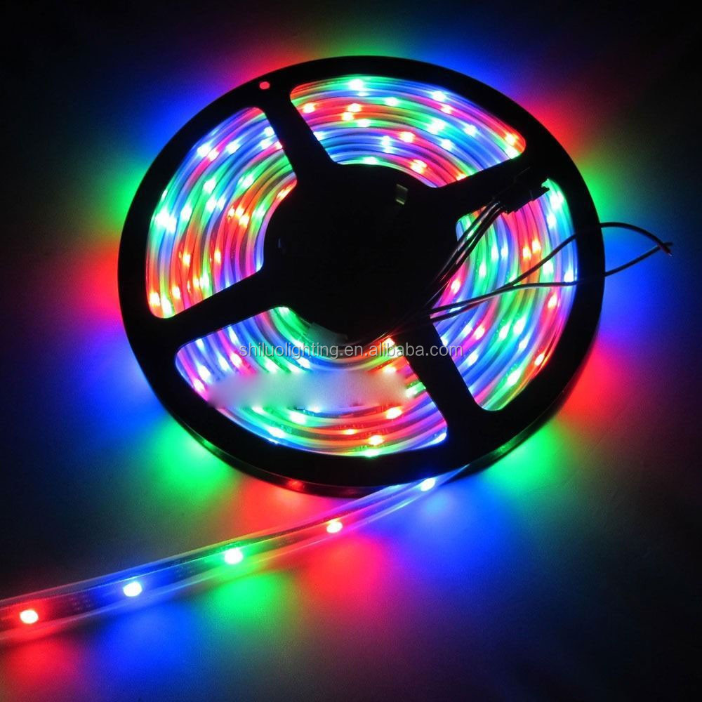 2015 hot programmable rgb led strip digital ws2801 ws2811 ws281b buy rgb led strip digital. Black Bedroom Furniture Sets. Home Design Ideas