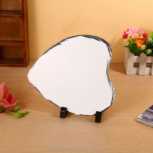Heart Shape Mini Beautiful Aunty Photo Album Display Stand SBH-60