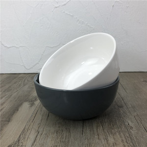ceramic soup bowl new design salad bowl high quality cheap price