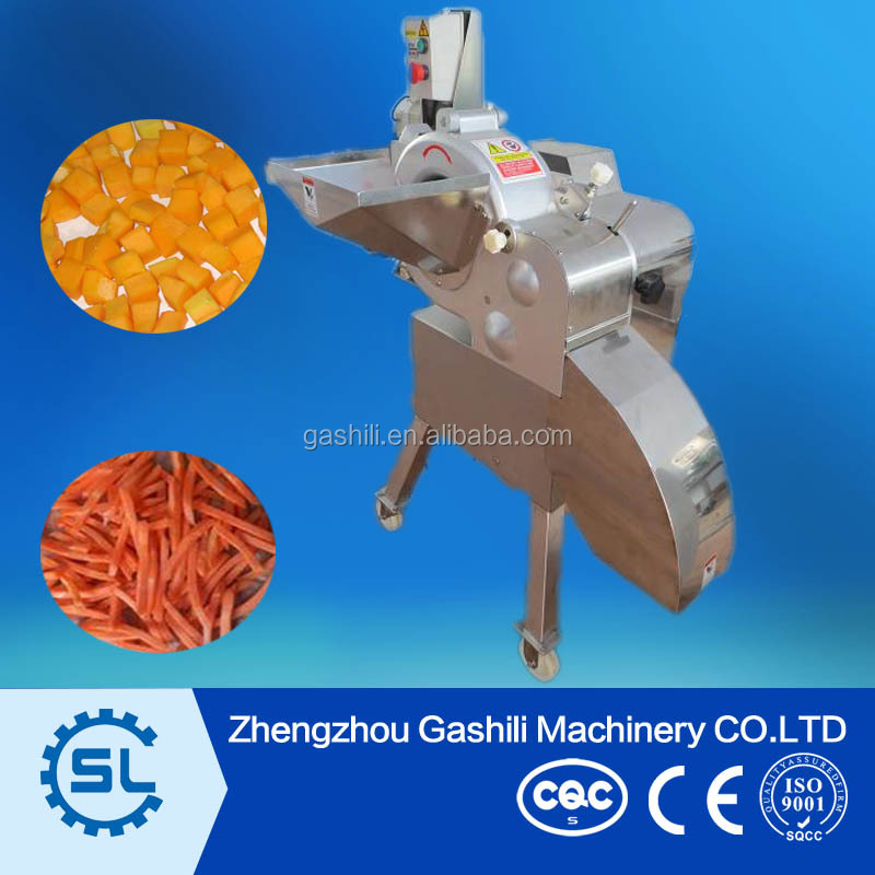 Amazing performance vegetable industrial fruit dicer
