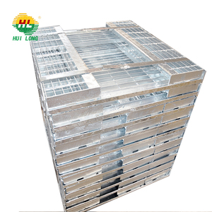 metal flooring hot dipped galvanized 32x5mm grating steel