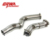2019 China Best Quality GRWA Hot Sale Downpipe Stainless steel M4 Downpipe For BMW F80 F82 M3 M4