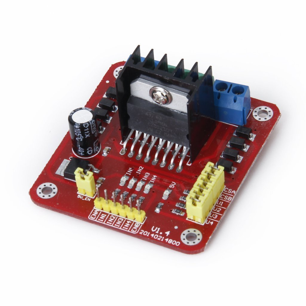 Cheap Dual H Bridge Motor Driver Find L298 Diagram Also With Get Quotations Sodialr L298n Controller Board Module